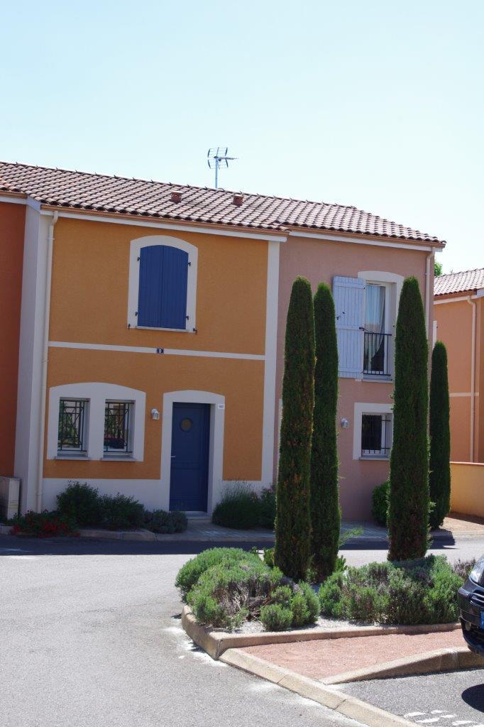 Appartement de village T3, côté entrée