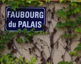 Le Faubourg du Palais